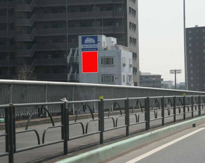 環状7号 青砥橋 グランシャリオ