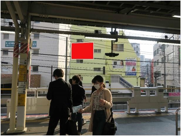 町田駅ホーム前 第2広瀬ビル