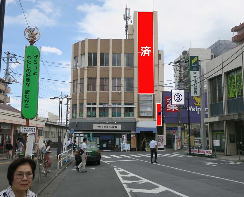 西武新宿線武蔵関駅 いぐちビル