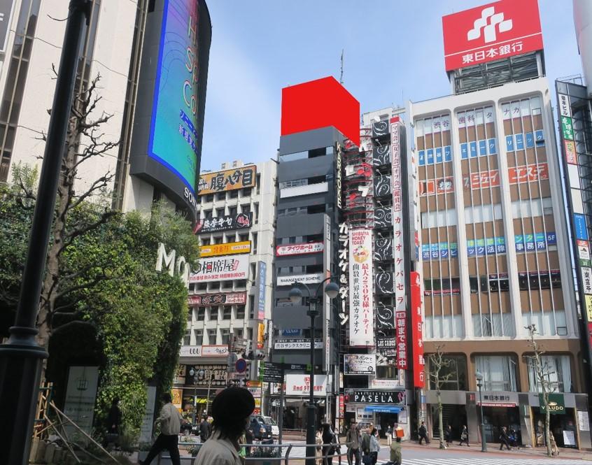 渋谷モディ前 サンクスビル